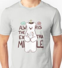 Always The Extra Mile - Light Ver. Unisex T-Shirt