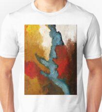 Tectonic Drift Unisex T-Shirt