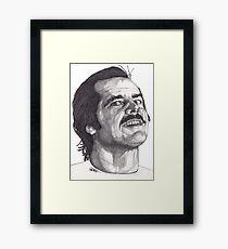 Jack Framed Print