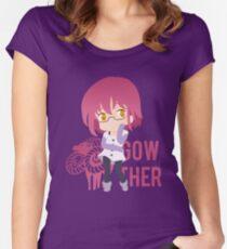 Gowther - Nanatsu no Taizai Women's Fitted Scoop T-Shirt