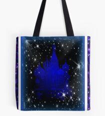 Castle---One the edge of Fantasy Tote Bag