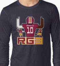 RG3 Tecmo style! Long Sleeve T-Shirt
