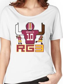 RG3 Tecmo style! Women's Relaxed Fit T-Shirt