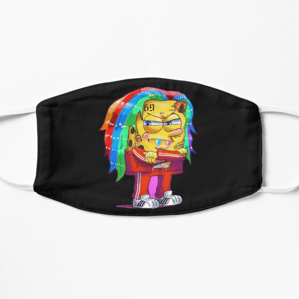 1996 (24 ans) New York City Masque sans plis