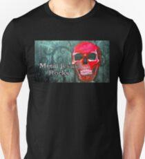 Metal Jesus Rocks Unisex T-Shirt
