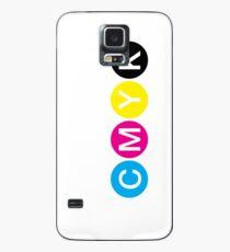 CMYK 3 Case/Skin for Samsung Galaxy