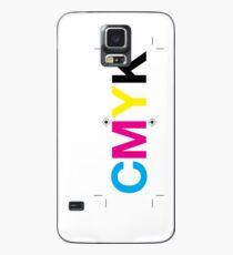 CMYK 7 Case/Skin for Samsung Galaxy