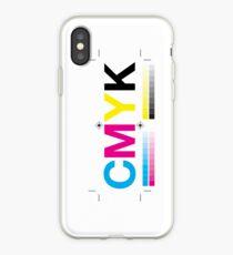CMYK 8 iPhone Case