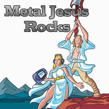 MJR - May the Force by metaljesusrocks