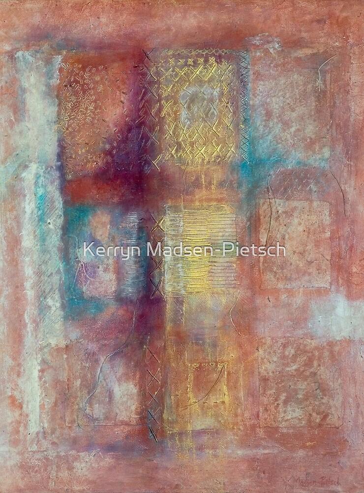 Spirit Matter Cosmos (section detail) by Kerryn Madsen-Pietsch
