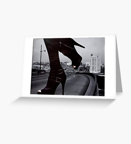Fifth Street West Greeting Card