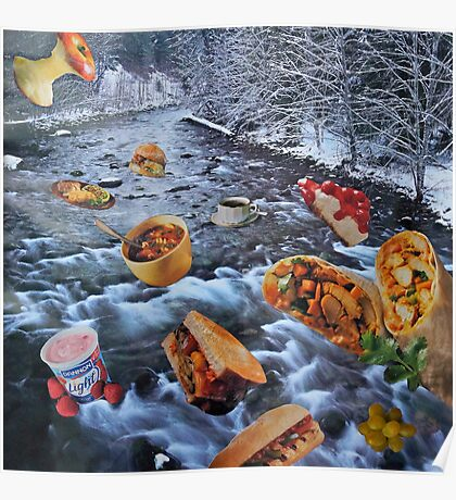 There Goes My Lunch! Poster