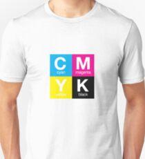 CMYK 11 T-Shirt