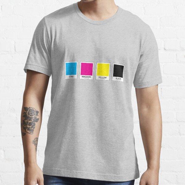 CMYK 13 Essential T-Shirt