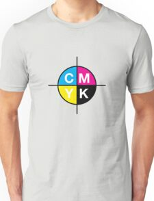 CMYK 14 Unisex T-Shirt
