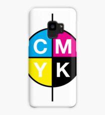 CMYK 14 Case/Skin for Samsung Galaxy