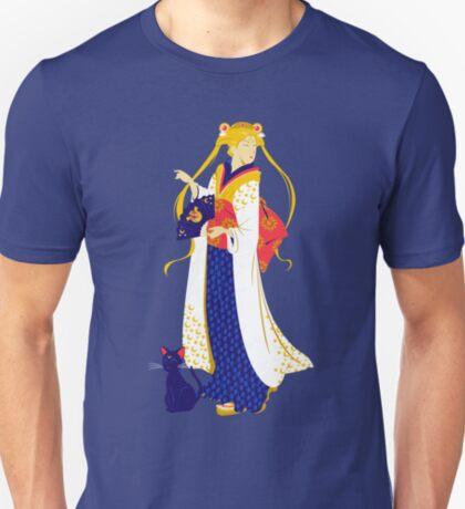 Sailor Moon Geisha T-Shirt