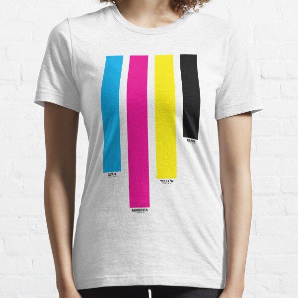 CMYK 16 Essential T-Shirt