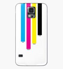 CMYK 16 Case/Skin for Samsung Galaxy