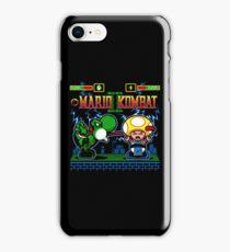 Mario Kombat II iPhone Case/Skin