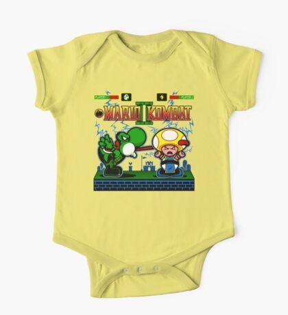 Mario Kombat II Kids Clothes