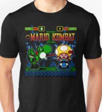 Mario Kombat II Unisex T-Shirt