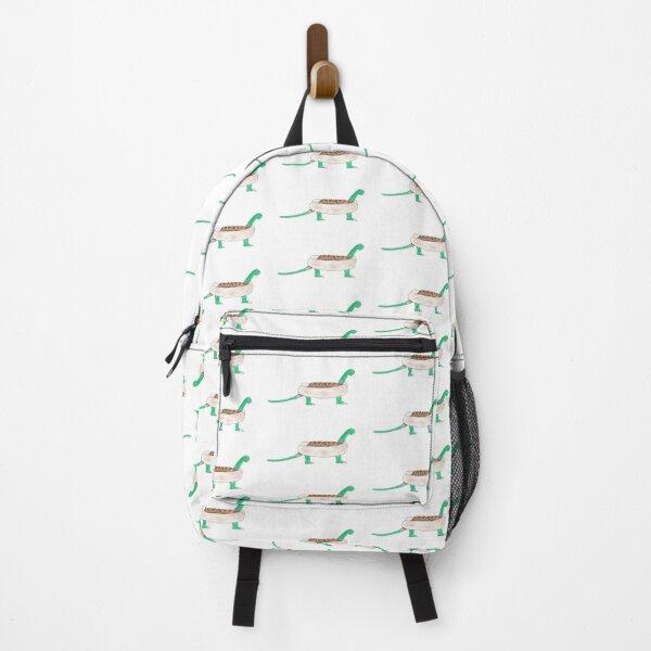 Dino-Dog Backpack