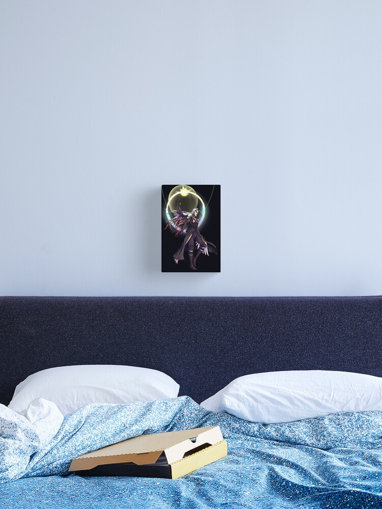 Final Fantasy Vii Safer Sephiroth Canvas Print