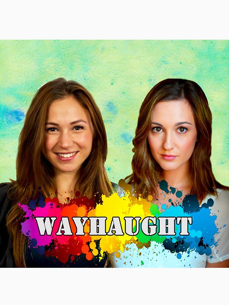 Wayhaught (Waverly & Nicole - Wynonna Earp) by RainbowCraft