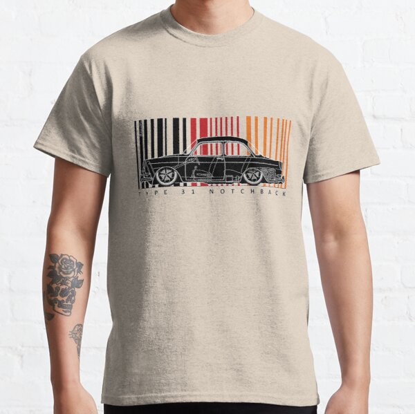 Aircooled 31 notch Classic T-Shirt