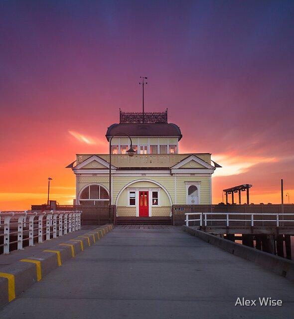 St Kilda by Alex Wise