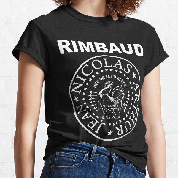 RIMBAUD does RAMONES Classic T-Shirt