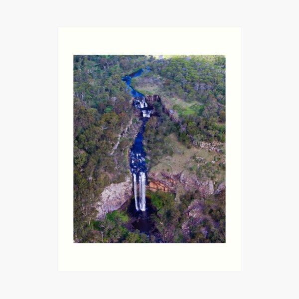 Ebor Falls Art Print