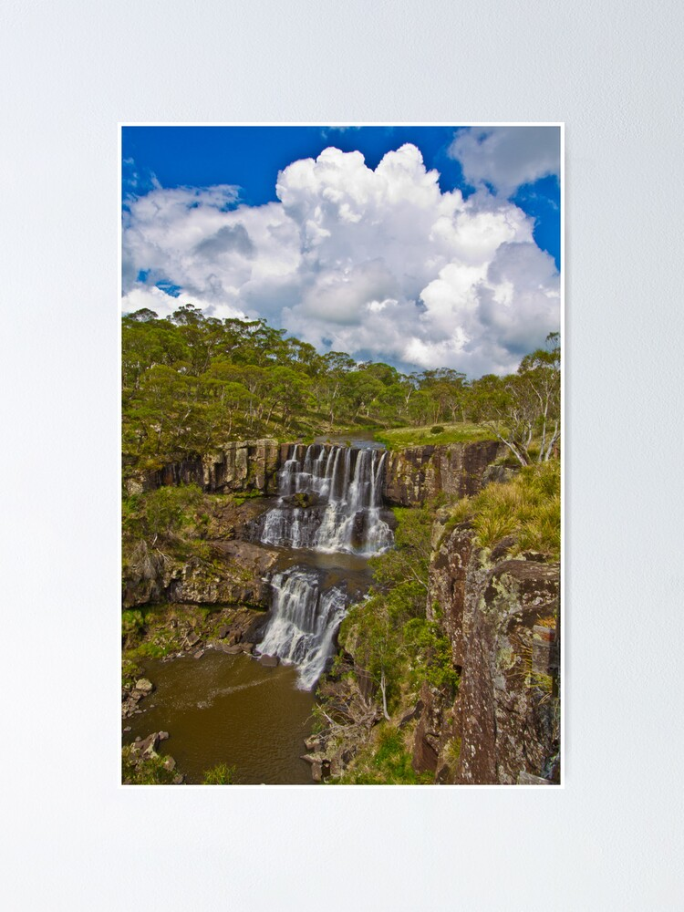 Alternate view of Ebor Falls Lookout Poster