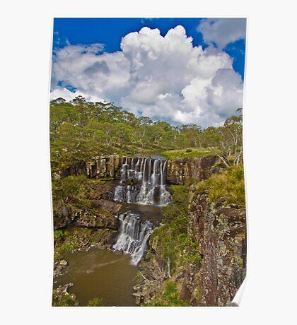 Ebor Falls Lookout Poster
