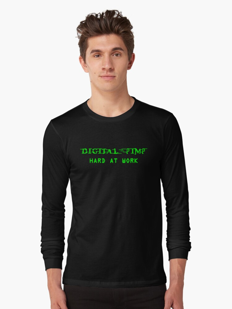 Digital Pimp by Technohippy