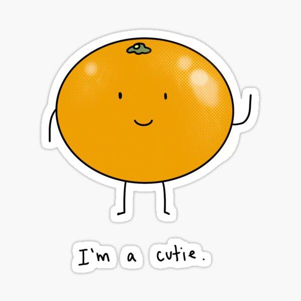 I'm a Cutie Sticker