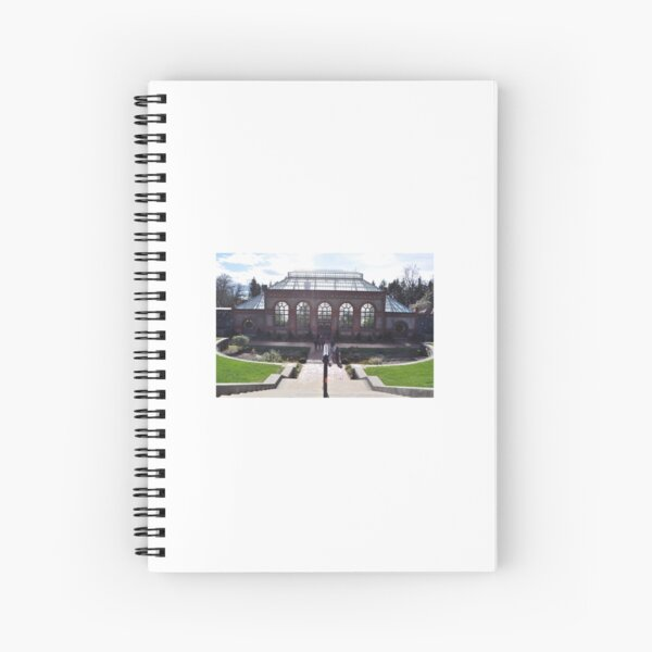 Conservatory (Biltmore House) Spiral Notebook