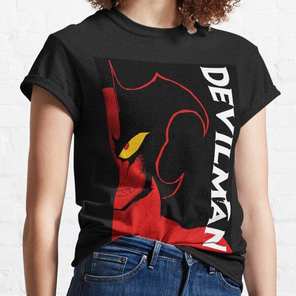 DEVILMAN CLASSIC ANIME Classic T-Shirt