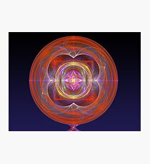 Dilithium Crystal Photographic Print