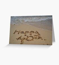 Happy 40th Birthday Greeting Card