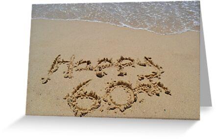Happy 60th Birthday by ecndrew