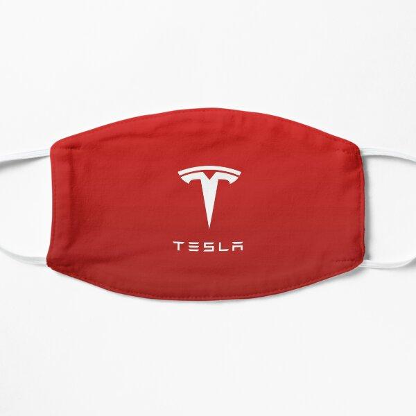 Logo de moteur Tesla pour skins / étuis pour ordinateur portable et mobile Masque sans plis
