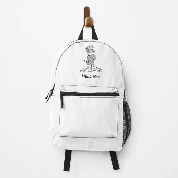Lil Peep and Lil Tracy Hell Girl Tattoo Backpack