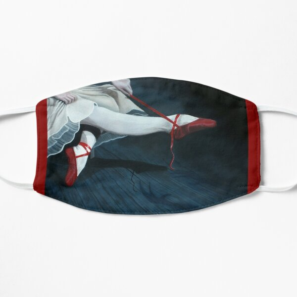 The Red Shoes Mask