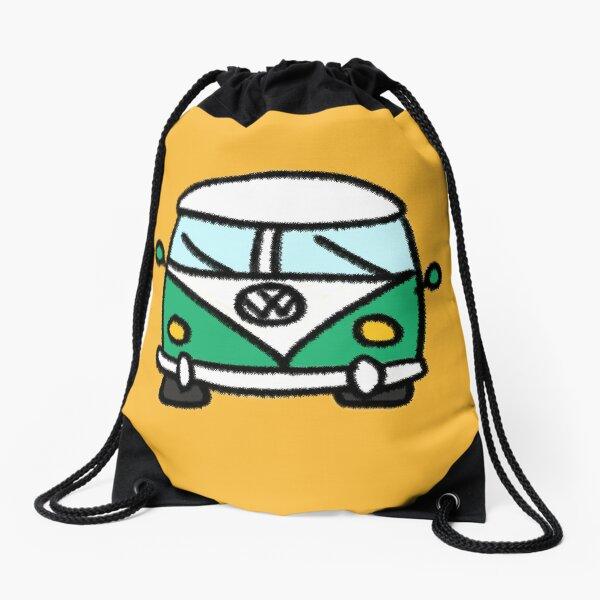 Caravana T1 Hippie Vintage Mochila saco