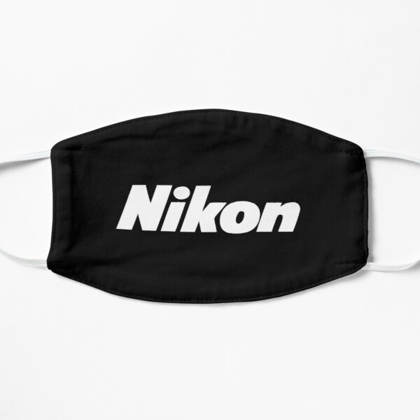 BEST SELLER - Nikon Logo Merchandise Flat Mask