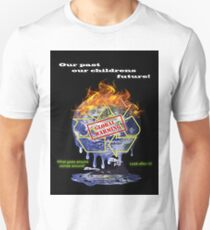 Global warming shirt from D.W.Arts T-Shirt