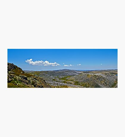 The Bogong High Plains Photographic Print