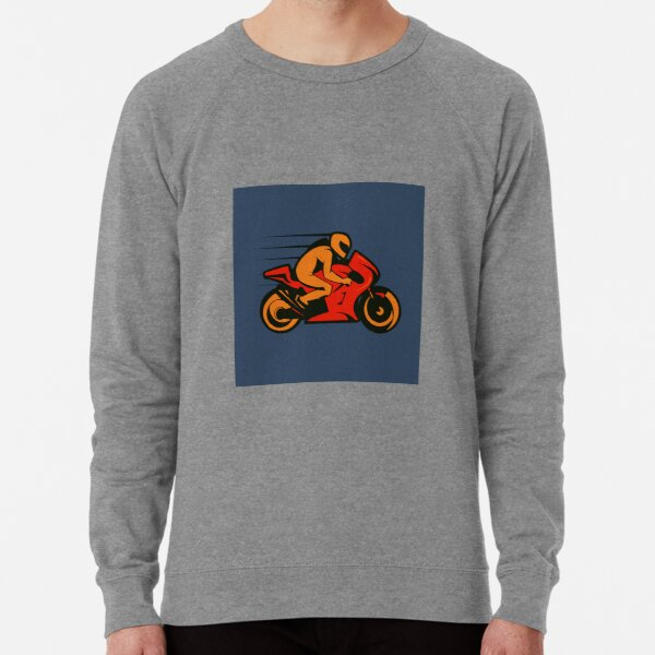 beautiful Bike Lightweight Sweatshirt
